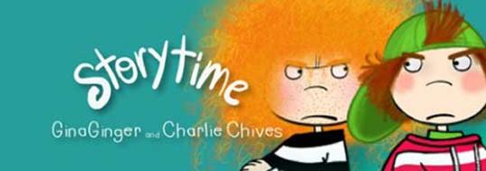 Il·ustració de Gina i Charlie