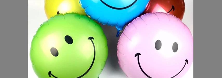 Imatge de globus amb somriure
