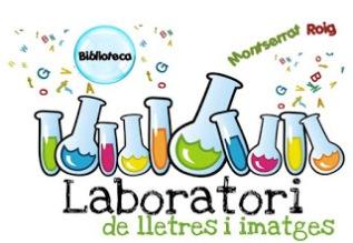Logo dels Laboratoris de lectura