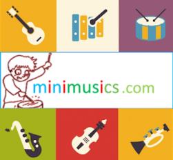 Logo dels Minimúsics