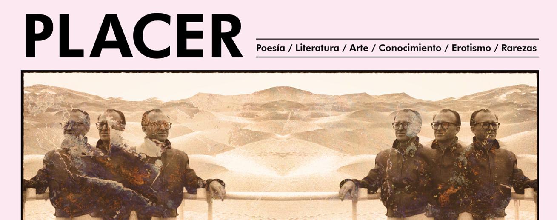 """Imatge de la revista literària """"Placer"""""""
