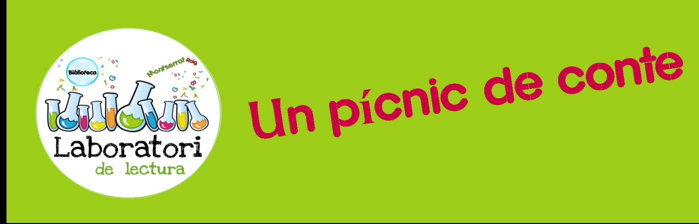Imatge amb el logo de l'activitat i títol de la sessió