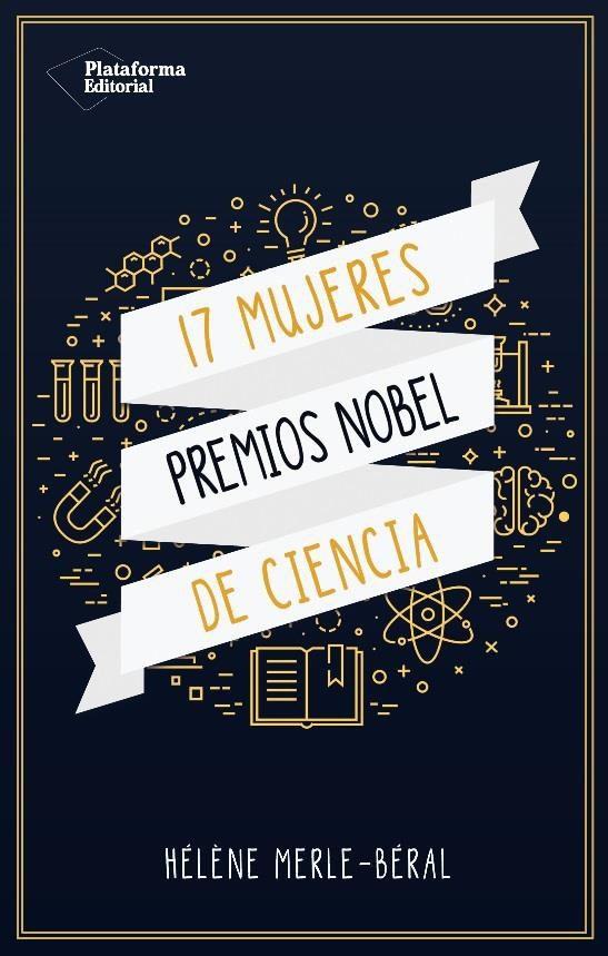Portada del llibre 17 mujeres Premios Nobel de ciencia