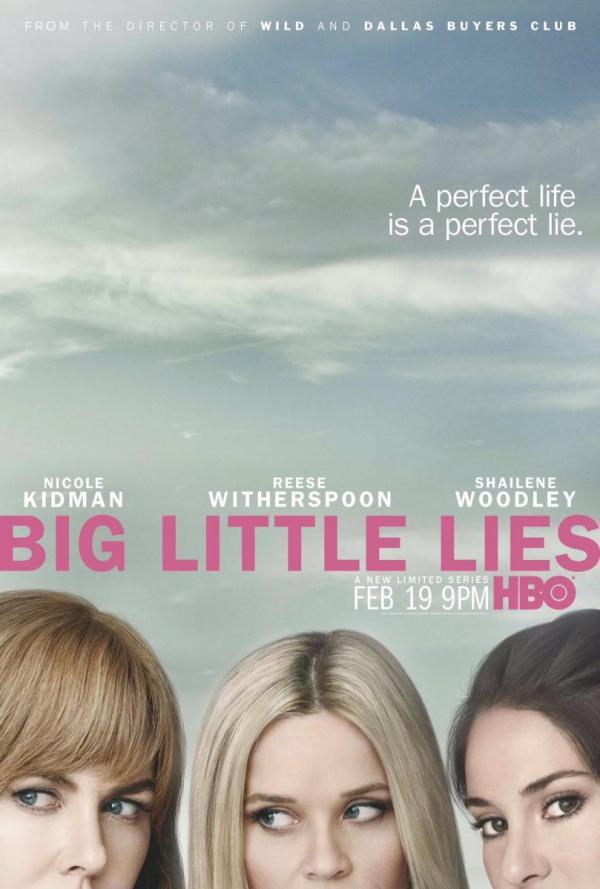 Cartell de la serie de TV Big little lies