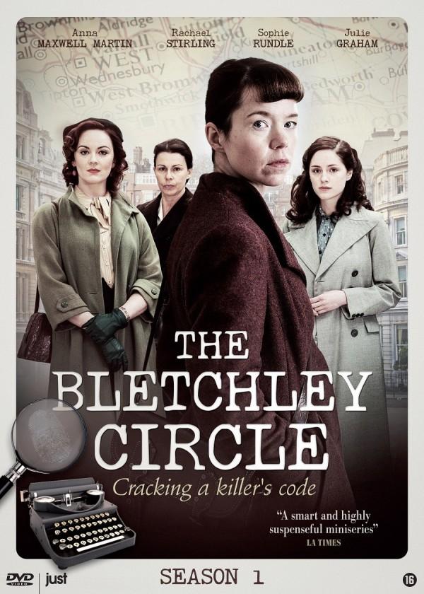 Cartell de la sèrie de TV El círculo Bletchley
