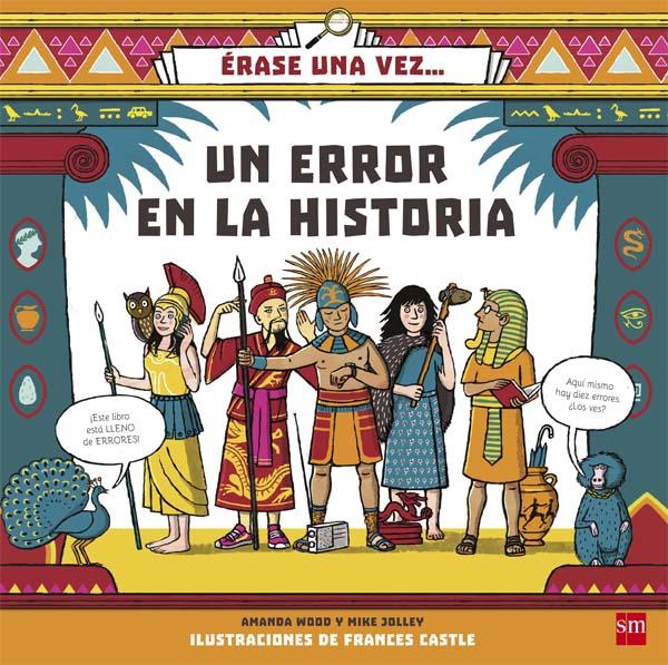 Portada del llibre Un error en la historia