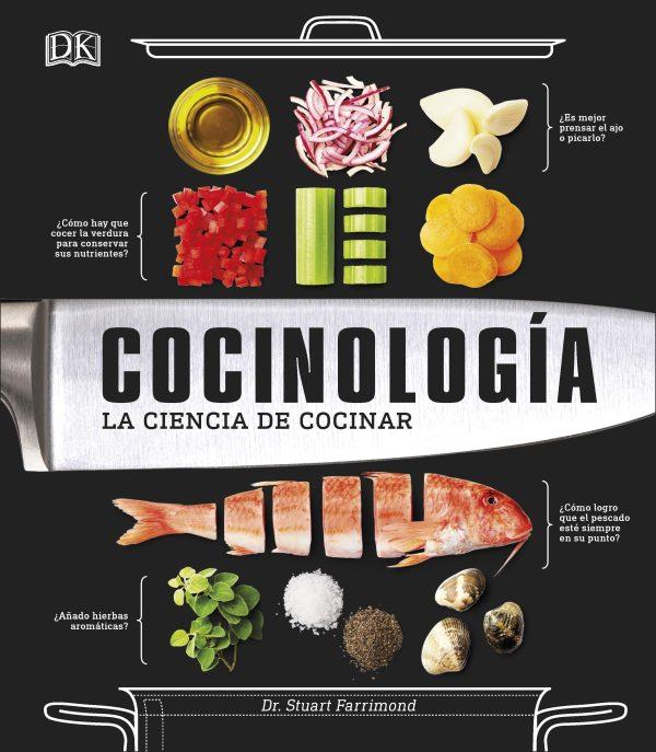Portada del llibre Cocinología
