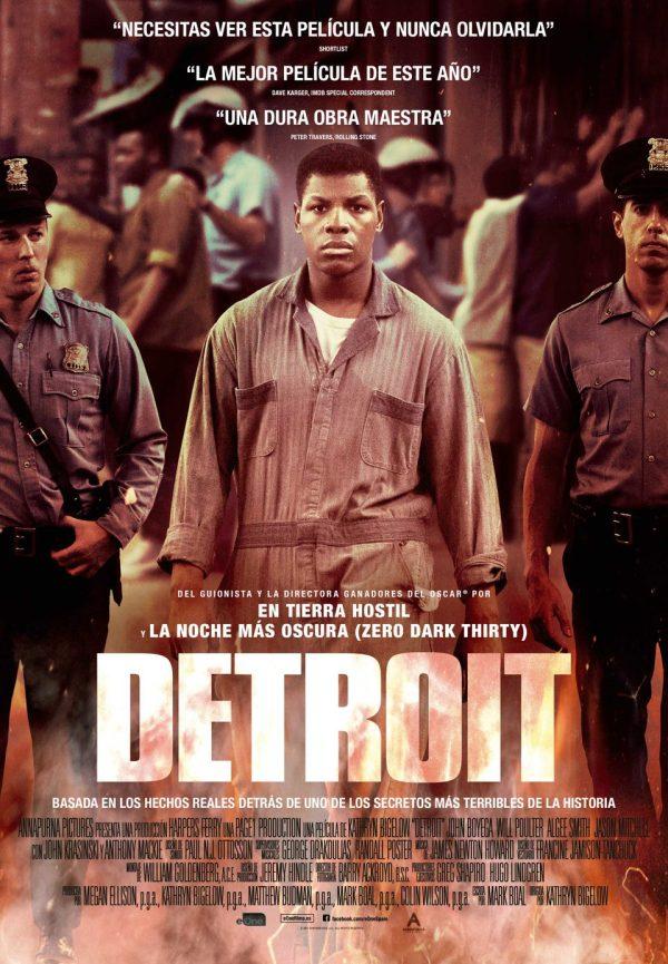 Cartell de la pel·lícula Detroit