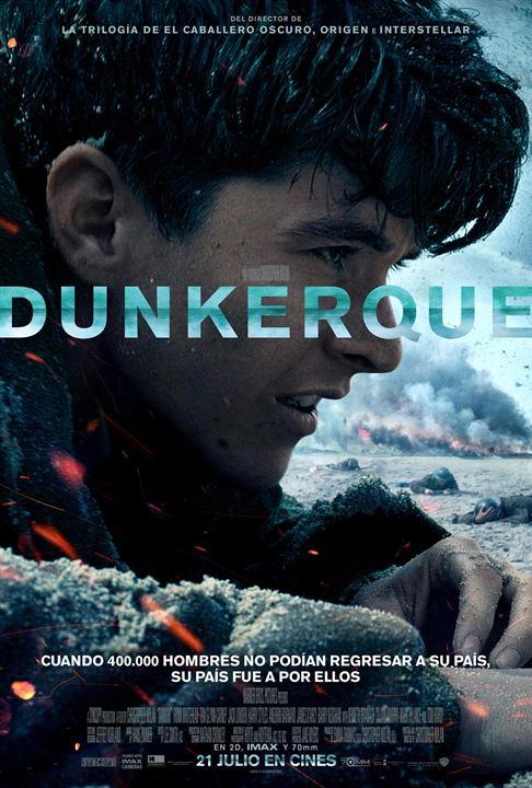 Cartell de la pel·lícula Dunkerque