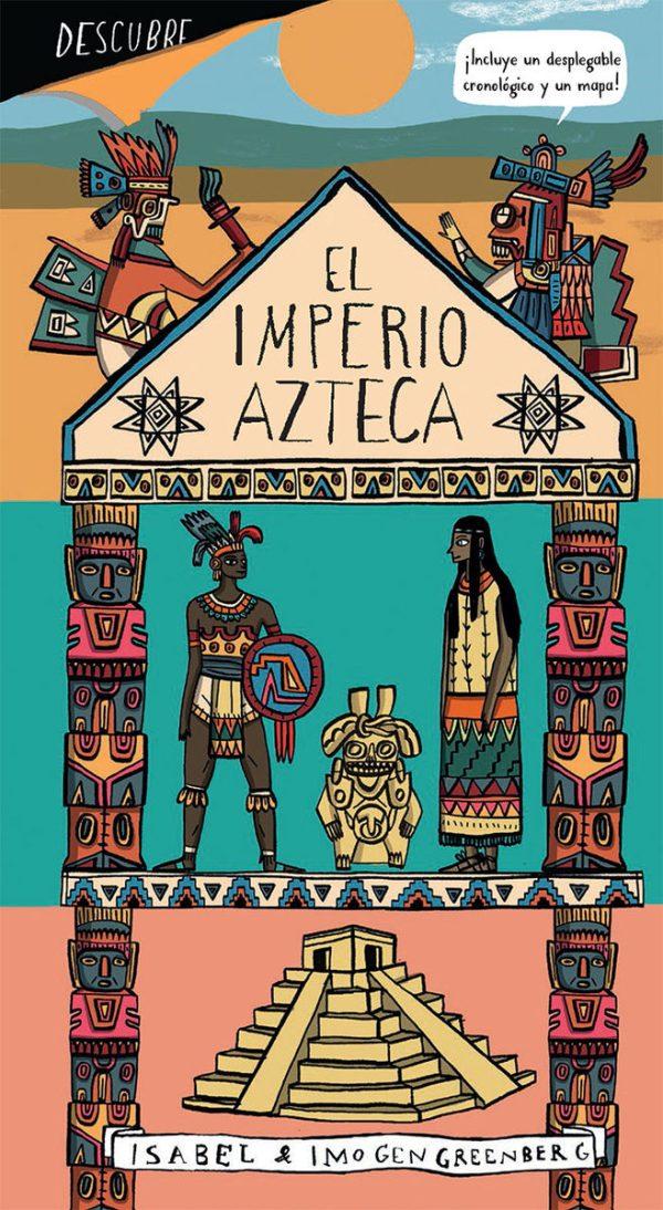 Portada del llibre El imperio azteca