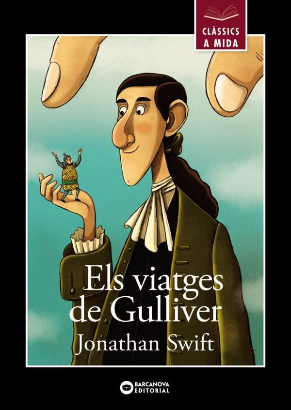 Portada del llibre Els viatges de Gulliver