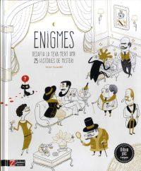Portada del llibre Enigmes