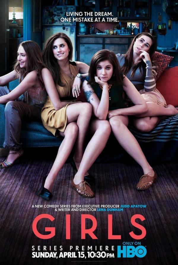 Cartell de la sèrie de TV Girls