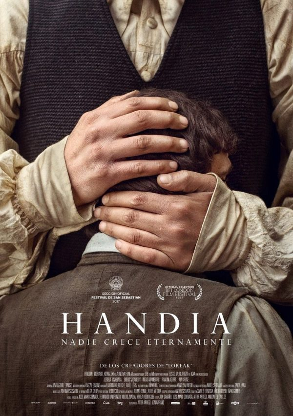 Cartell de la pel·lícula Handia