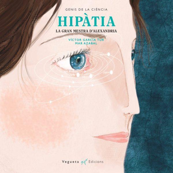 Portada del llibre Hipàtia