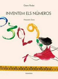 Portada del llibre Inventem els números