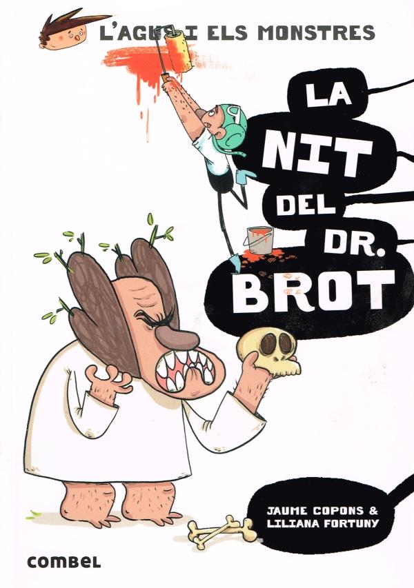 Portada del llibre La nit del dr. Brot