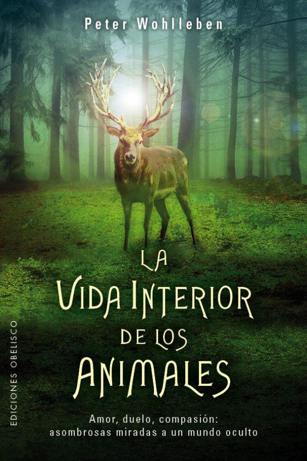 Portada del llibre La vida interior de los animales