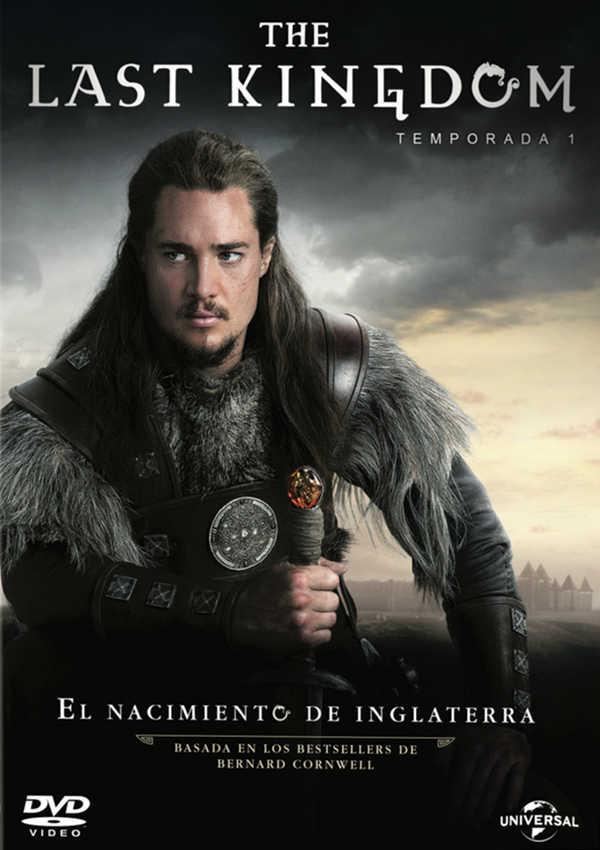 Cartell de la sèrie de TV The last kingdom