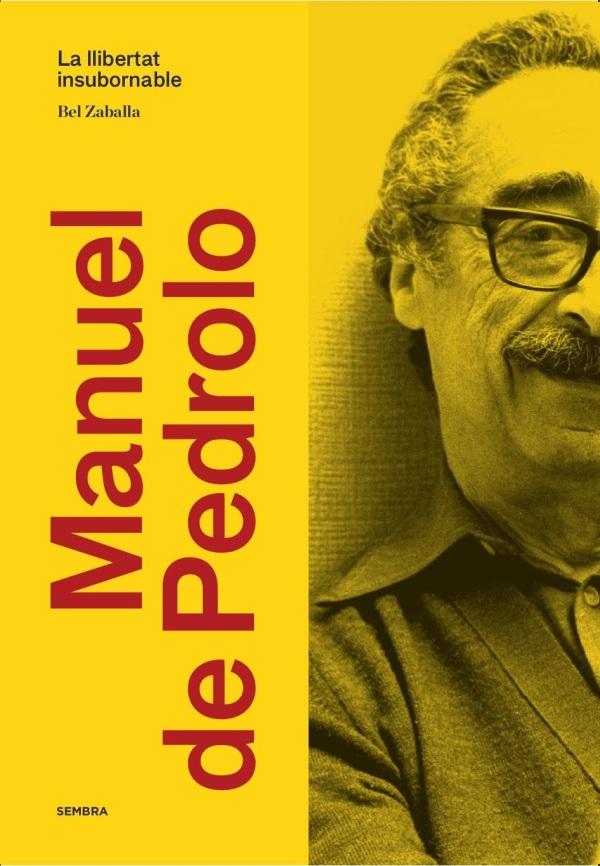 Portada del llibre Manuel de Pedrolo