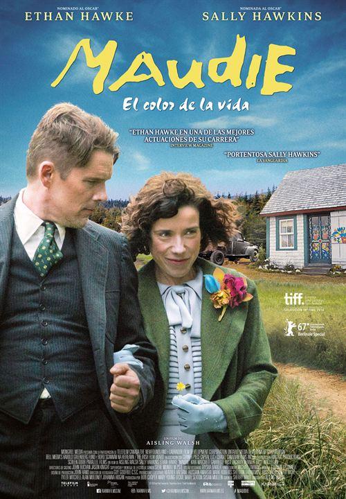Cartell de la pel·lícula Maudie, el color de la vida