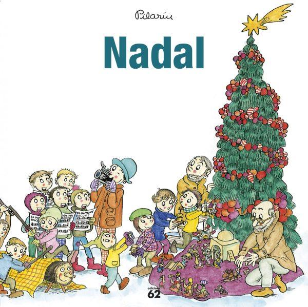 Portada del llibre Nadal