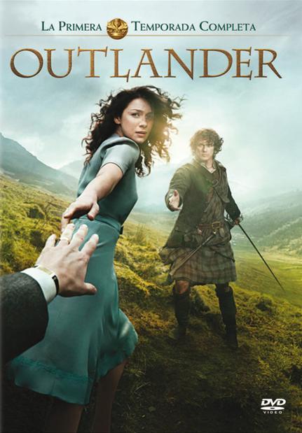 Cartell de la sèrie de TV Outlander