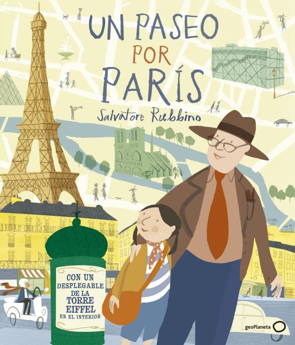 Portada del llibre Un paseo por París