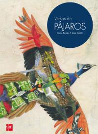 Portada del llibre Versos pájaros