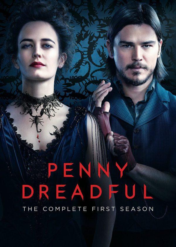 Cartell de la sèrie Penny dreadful