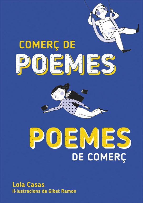 Portada del llibre Poemes de comerç