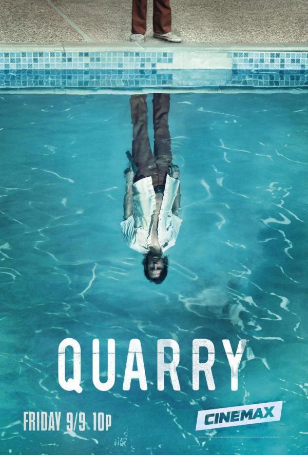 Cartell de la sèrie de TV Quarry