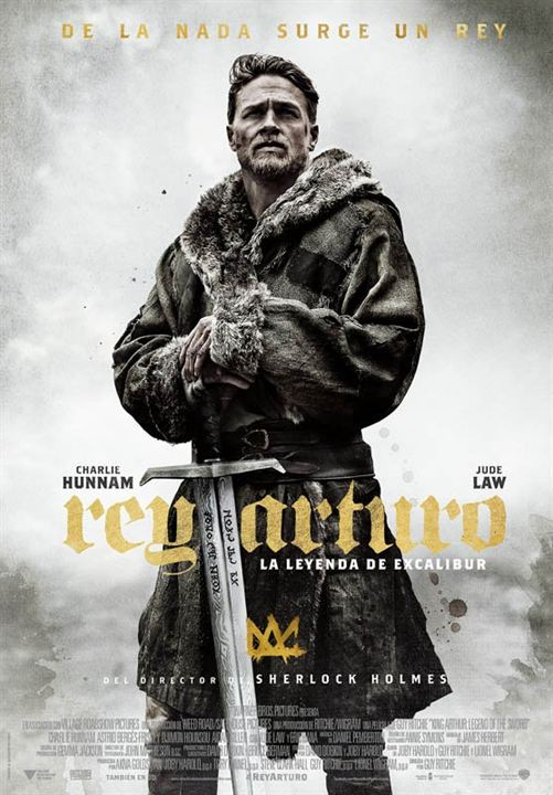 Cartell de la pel·lícula Rey Arturo