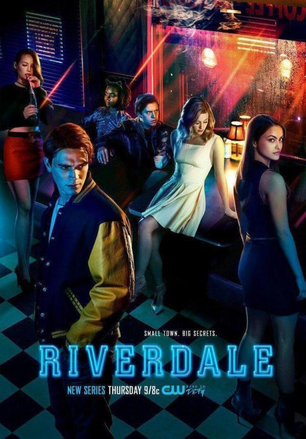 Cartell de la sèrie Riverdale