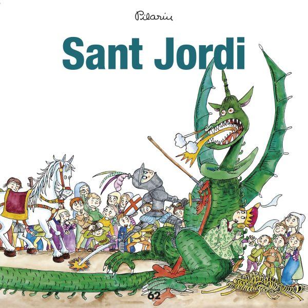 Portada del llibre Sant Jordi