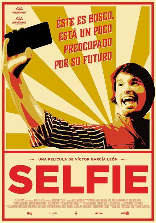 Cartell de la pel·lícula Selfie