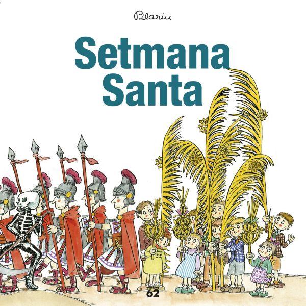Portada del llibre Setmana Santa