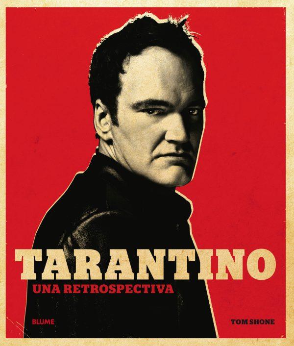 Portada del llibre Tarantino, una retrospectiva