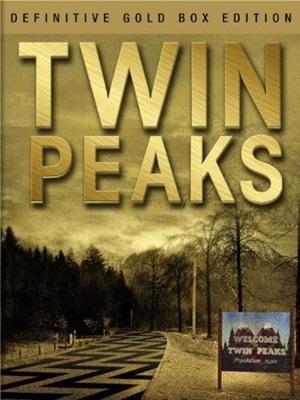 Cartell de la sèrie de TV Twin Peaks