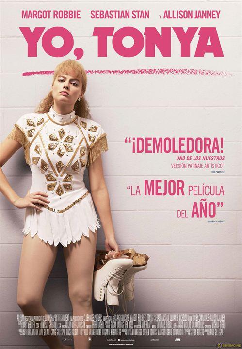 Cartell de la pel·lícula Yo, Tonya