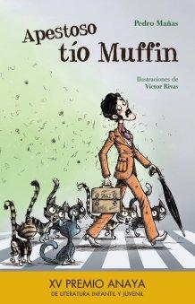 Portada del llibre infantil Apestoso tío Muffin