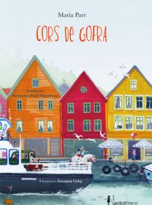 Imatge de la portada del llibre infantil Cors de gofra