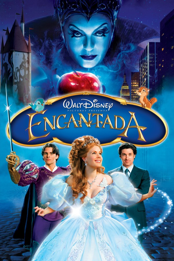 Imatge del cartell de la pel·lícula infantil Encantada