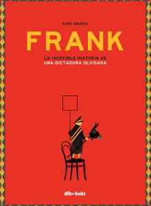 Imatge de la portada del llibre infantil Frank
