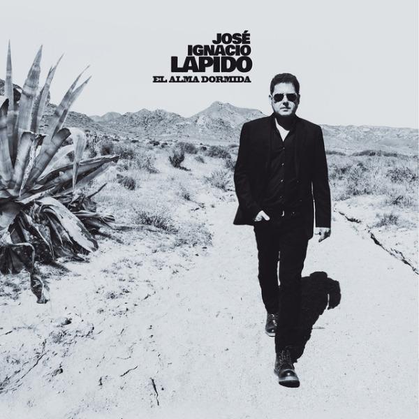 """Portada del CD """"El alma dormida"""" de José Ignacio Lapido"""