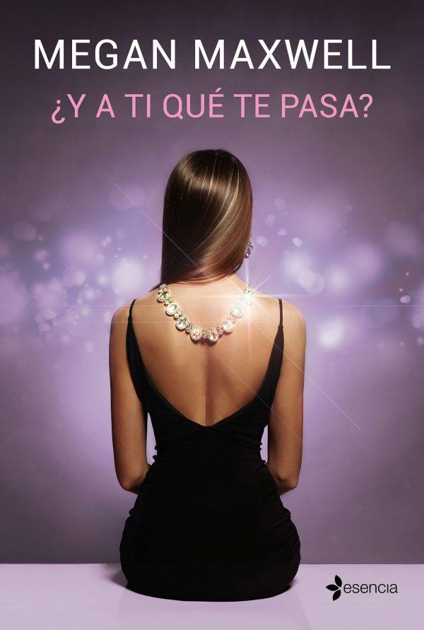 Imatge de la portada de la novel·la ¿A ti qué te pasa?