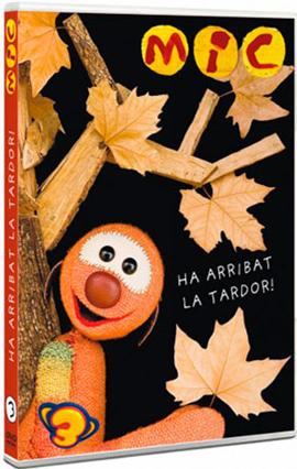 Imatge del cartell de la pel·lícula infantil Mic. Ha arribat la tardor!
