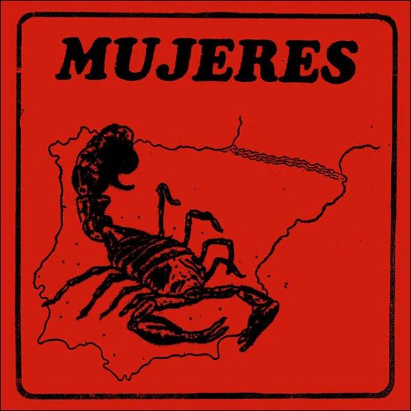 """Portada del CD """"Mujeres"""""""
