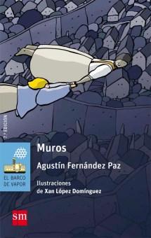 Portada del llibre infantil Muros