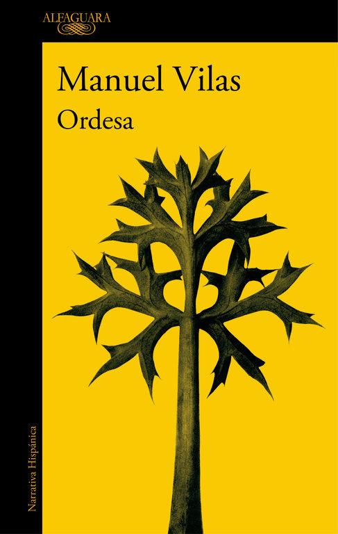 Imatge de la portada de la novel·la Ordesa